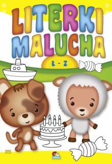 B5 LITERKI MALUCHA - LITERKI MALUCHA